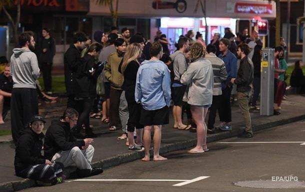 Землетрясение в Новой Зеландии: ущерб может превысить $1,5 млрд