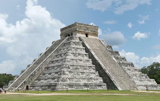 Ученые обнаружили скрытую пирамиду майя