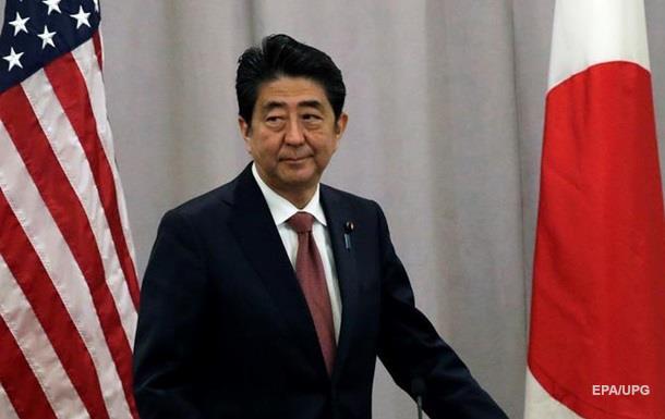 Трамп провел первую встречу с японским премьером