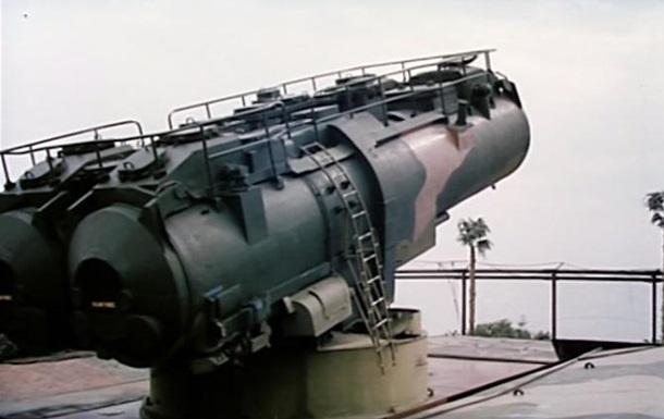 ВКрыму восстановили береговой ракетный комплекс «Утес»