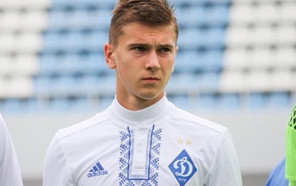 Футболист молодежки Динамо спас жизнь сопернику