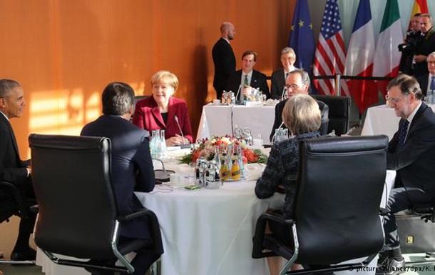 США та ЄС виступають за подовження санкцій щодо РФ