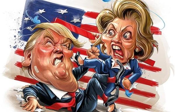 Руслан Чернолуцкий: О выборах в США и факторе Трампа