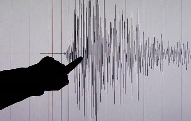 Землетрясение произошло в Японии
