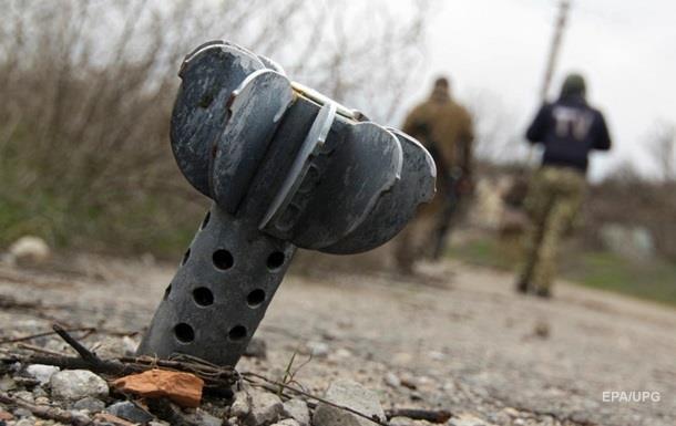 Позиции сил АТО обстреляли 46 раз – штаб
