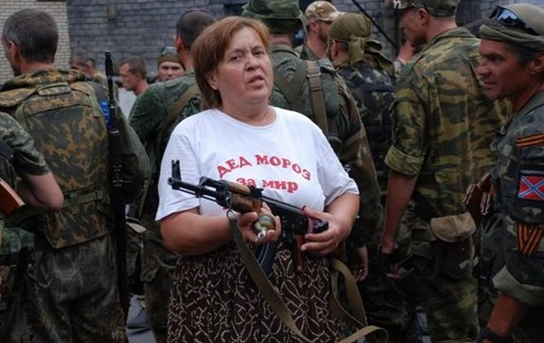 А ДНР все чахне...