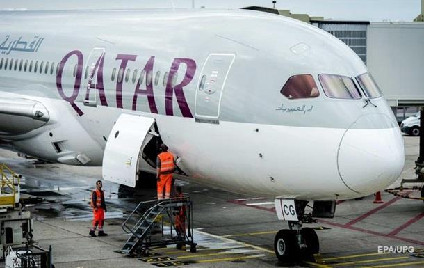 ВЦюрихе совершил аварийную посадку Boeing-777