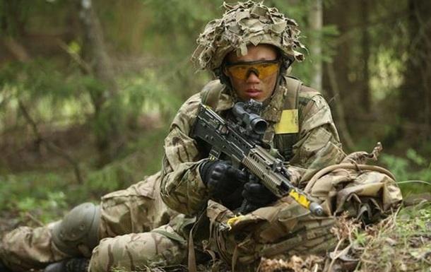 Франция отправит в Эстонию солдат и танки