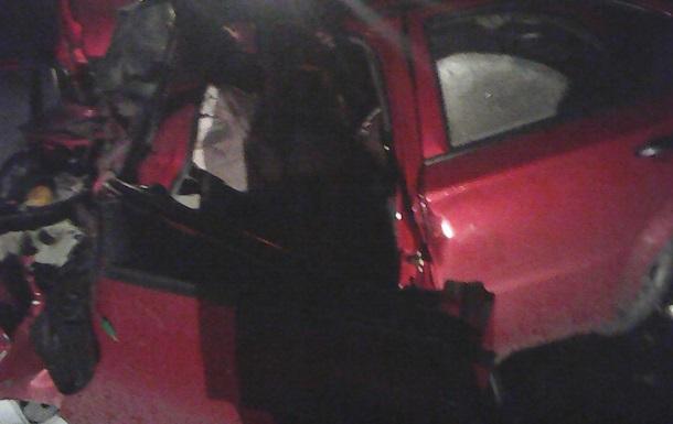 Печальное ДТП вОдесской области: легковушка протаранила микроавтобус, погбли 4 человека