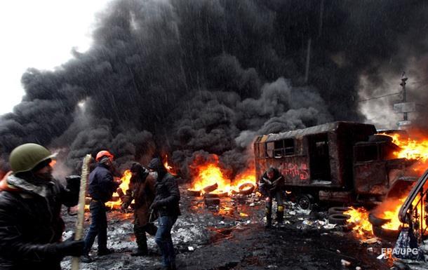 В годовщину Евромайдана в Киева перекроют улицы