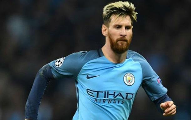 Месси и Манчестер Сити: цена вопроса - 200 млн