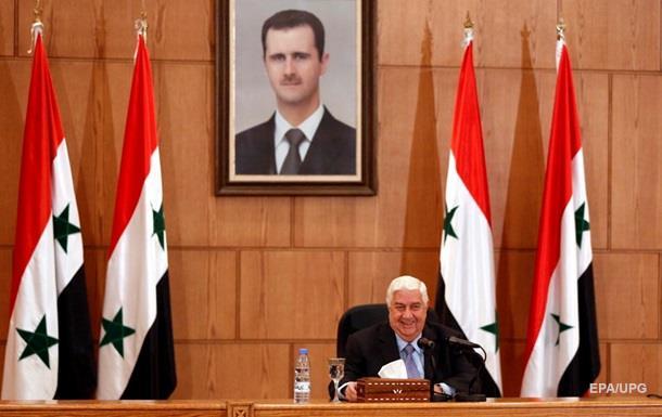 У Асада отказались от мирного плана ООН по Алеппо