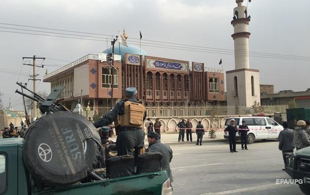 Взрыв в Кабуле: более десятка погибших