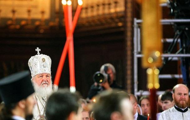 Кирилл заявил, что не допустит независимости УПЦ