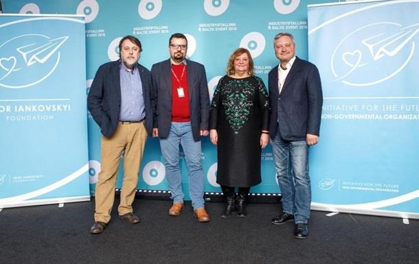 Госкино  и Фонд Янковского представили украинское кино на кинофестивале «Темные ночи» в Таллинне