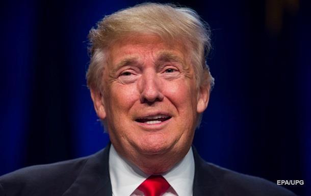 Трамп озвучил планы на первые 100 дней работы
