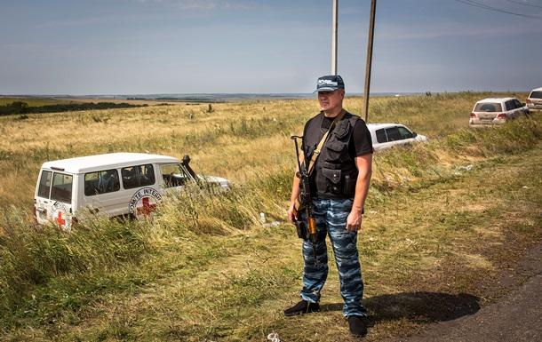 В ОБСЕ заявили о взрывах в зоне разведения войск