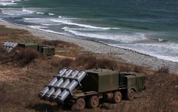 Россия разместила на Курилах ракеты Бал и Бастион