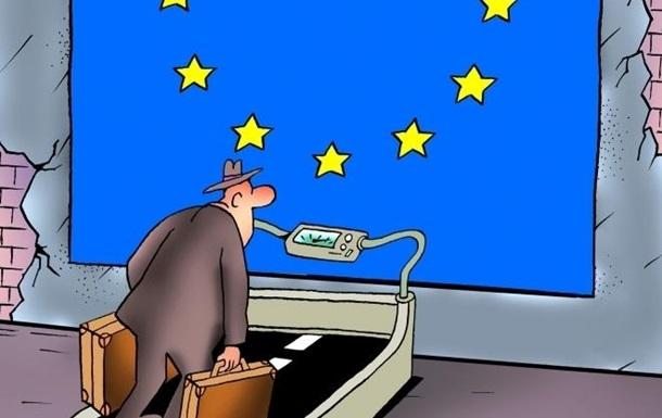 Украина-ЕС: стремление в «город, которого нет»