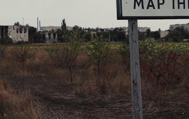 КПВВ «Марьинка» остановил работу из-за утреннего обстрела боевиков