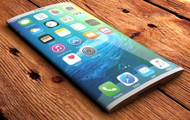 Стало известно какой будет iPhone 8