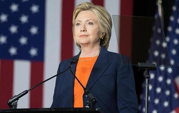 Клинтон опережает Трампа на два миллиона голосов