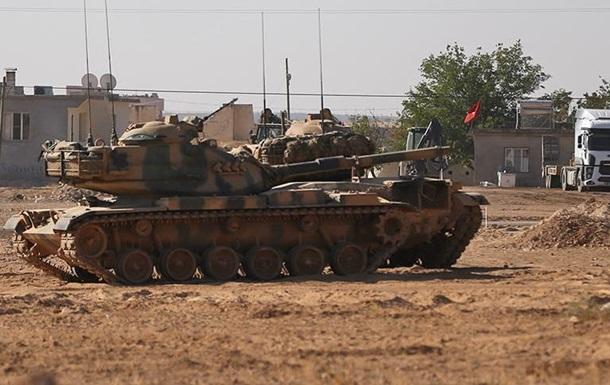 Силы Асада атаковали позиции турецкой армии в Сирии