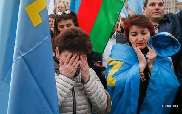США обеспокоены нарушением прав татар в Крыму