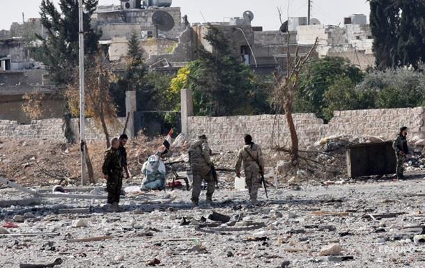 В Сирии погиб первый американский военный