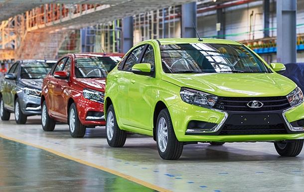 АвтоВАЗ прекратил поставки автомобилей в Украину