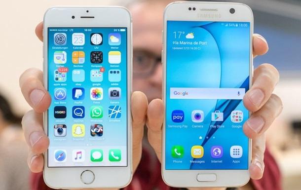 Эксперты сравнили уровень излучения у iPhone 7 и Galaxy S7