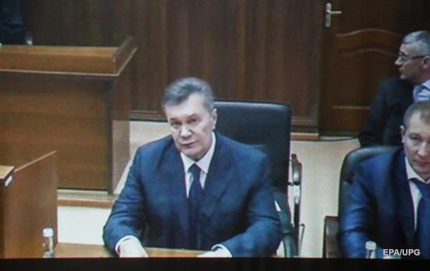 А поговорить? Как власти сорвали допрос Януковича