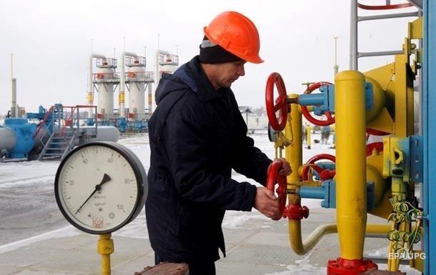 Украина поставляет газ в Крым