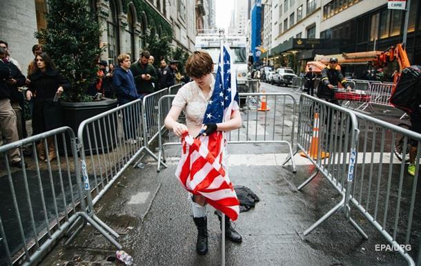 Выборы в США: в одном штате пересчитают голоса