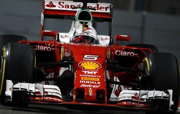 Формула-1. Гран-при Абу-Даби. Феттель – лучший в третьей тренировке