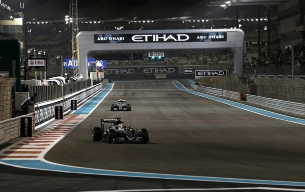 Формула-1. Гран-при Абу-Даби. Хэмилтон – на поуле в Яс-Марине