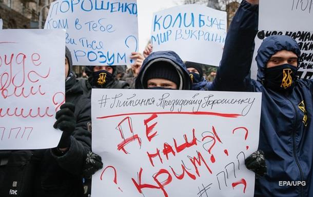 Украина невернет Крым вближайшие годы— Тука