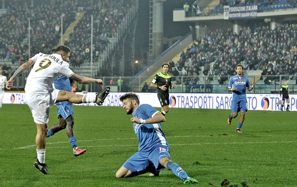 Серия А. Милан разгромил Эмполи, Торино сильнее Кьево
