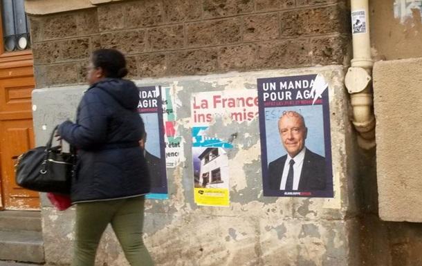Во Франции начался второй раунд праймериз