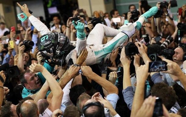 Формула-1. Гран-при Абу-Даби. Росберг:  Я рад, что все закончилось и я в полном восторге!