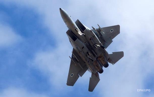 Авиация Израиля нанесла удар по территории Сирии