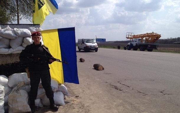 Под Мариуполем задержаны более 20 сторонников ДНР