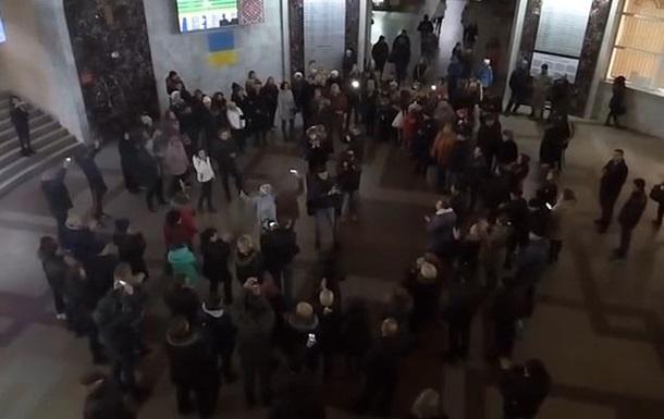 Флешмоб в Одессе