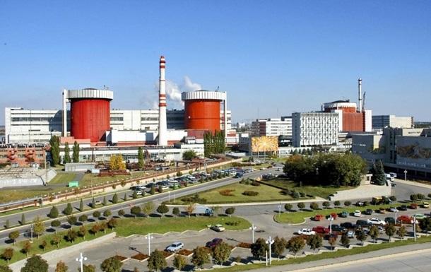 На Южно-Украинской АЭС сработала аварийная защита