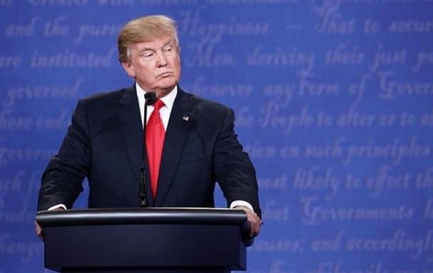 Трамп заявил о нарушениях выборов в трех штатах