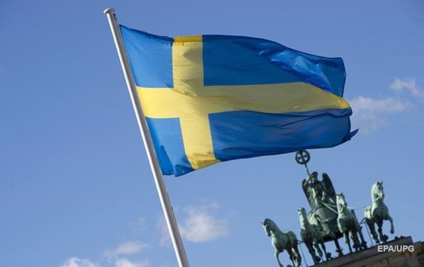 Украина согласовала с Швецией санкции против РФ