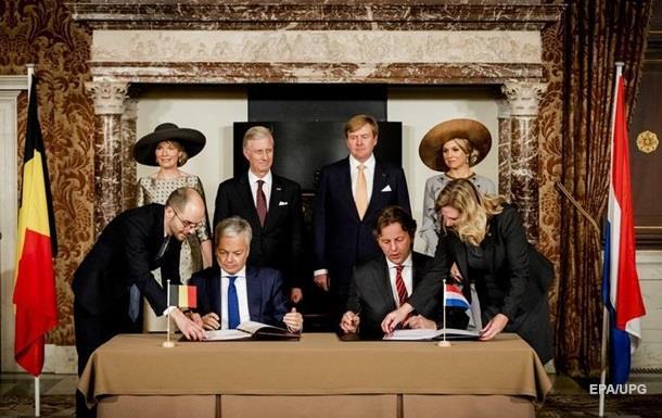 Нидерланды и Бельгия договорились об обмене территориями