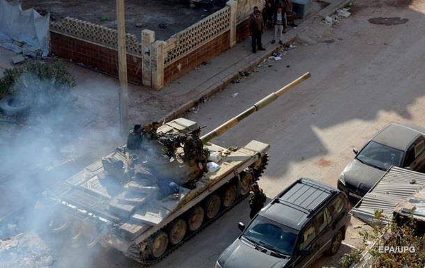 Сирийская армия продвинулась вглубь Алеппо