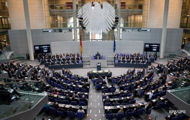 В бундестаге призвали ввести новые санкции против РФ