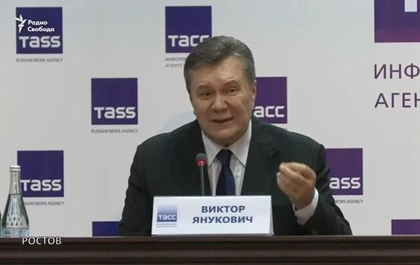 Януковича вызвали на допрос уже как подозреваемого